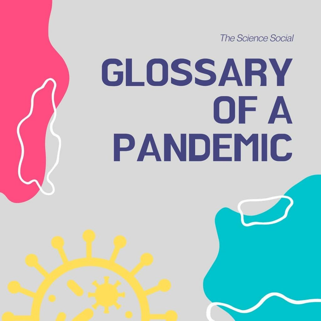 Glossary of a pandemic